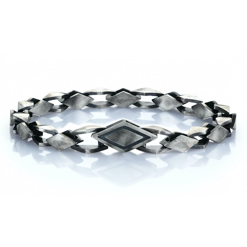 Diamondback Chain Bracelet