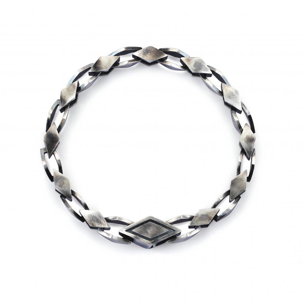 Diamondback Chain Bracelet